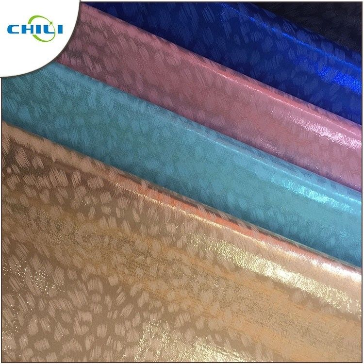 Hot Selling Fashion Suede Polyester Shoe Upholstery Fabric Leather